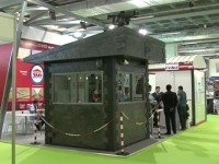 B7 Armored Security Cabin