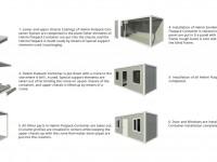 Hekim FlatPack Container