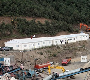 Labor Camps for Mining Projects