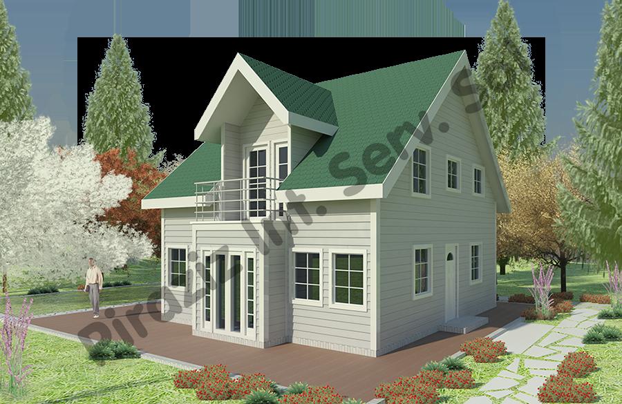 Duplex Prefabricated Houses Piraziz Int Serv Sol