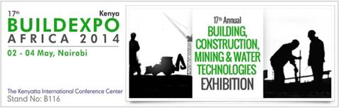 17th Build Expo Africa 2014