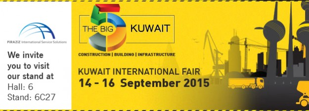 The Big 5 Kuwait Construction | Building | Infrastructure