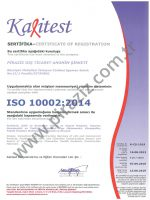 Customer Satisfaction Management System Certificate
